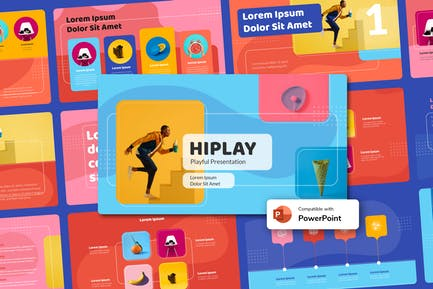 HIPLAY - Игривый Шаблон точки питания