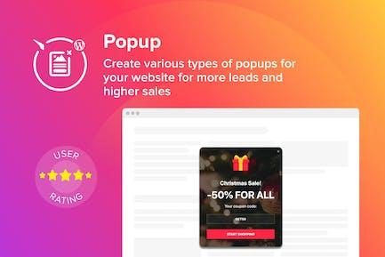 WordPress Popup Maker Plugin