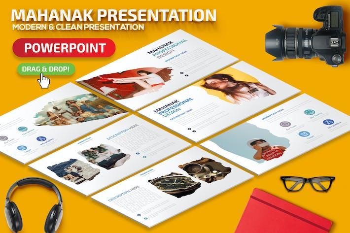 Thumbnail for Mahanak Powerpoint Presentation