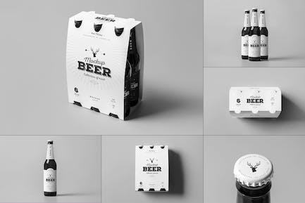 Bier Mock-up
