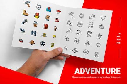 Adventure - Icons