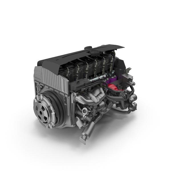 Thumbnail for Engine Cutaway