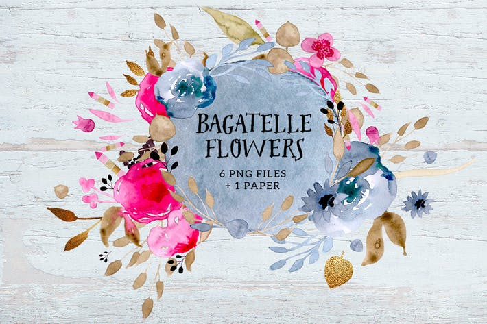 Thumbnail for Bagatelle Flowers
