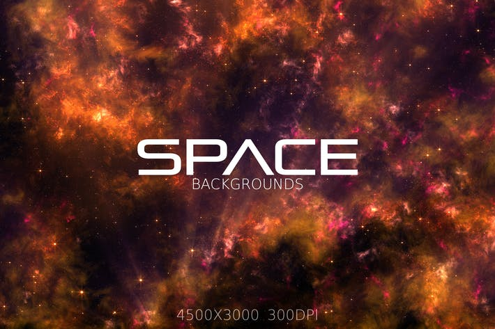 Thumbnail for Space Backgrounds