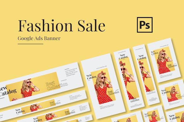 Fashion Sale Google Ad