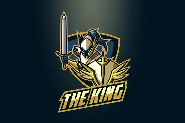 Thumbnail for Esports Holy Knight Logo
