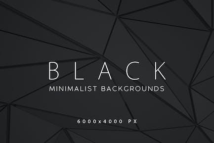 Black Minimalist Backgrounds 3