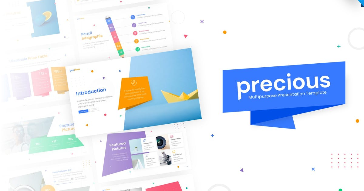 Download Precious Presentation Keynote Template Fully Anima by RRgraph