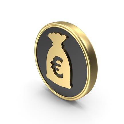 Money Euro Bag Symbol