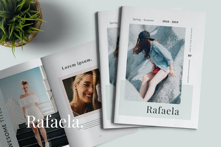 Thumbnail for Rafaela - Lookbook Brochure