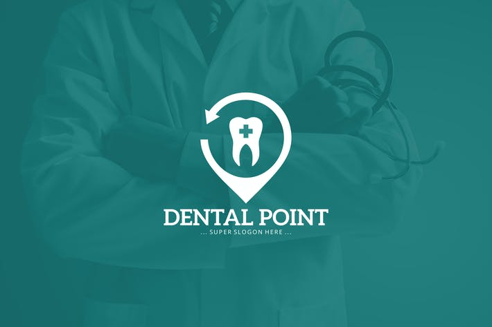 Thumbnail for Dental Point Logo