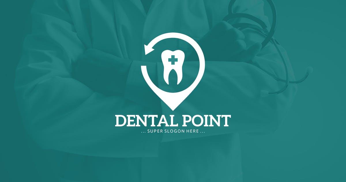 Dental Point Logo by graphix_shiv
