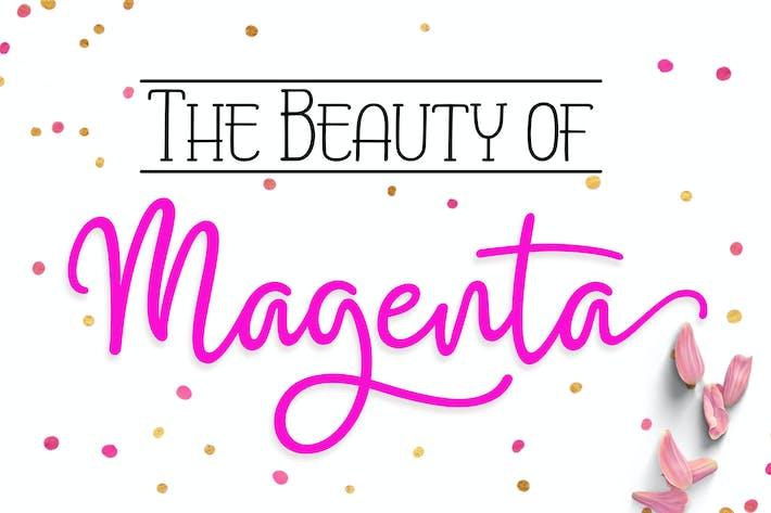 Thumbnail for Script MAGENTA