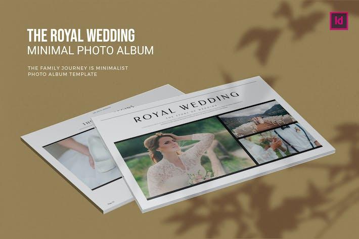 Die königliche Hochzeit - Fotoalbum
