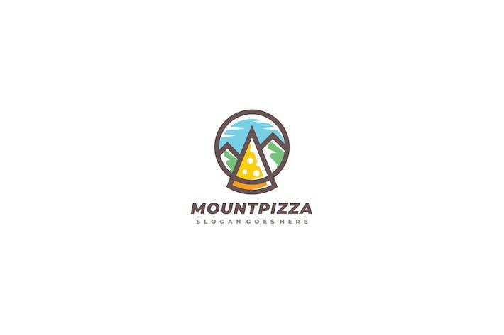 Thumbnail for Mountain Pizza Logo
