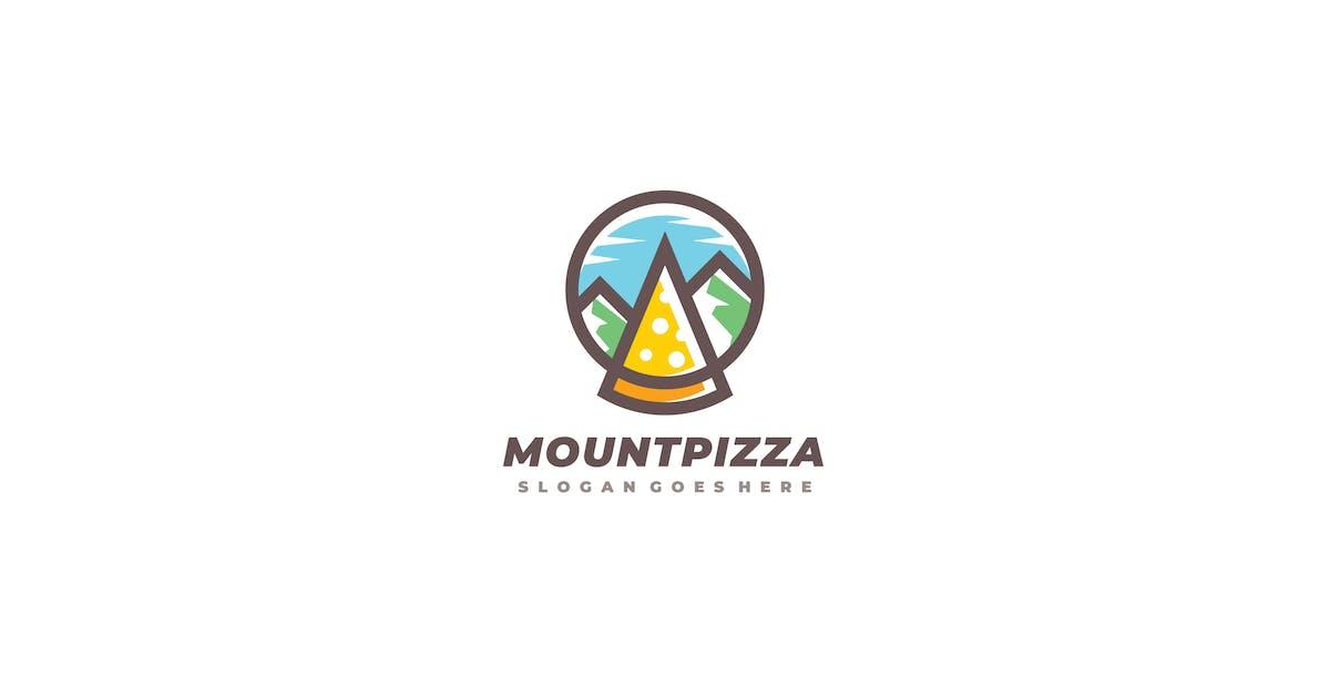 Download Mountain Pizza Logo by 3ab2ou