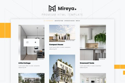 Mireya | Creative Architecture Portfolio