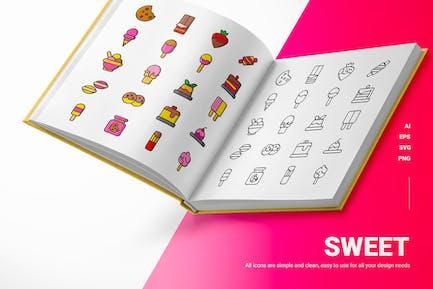 Süß - Icons