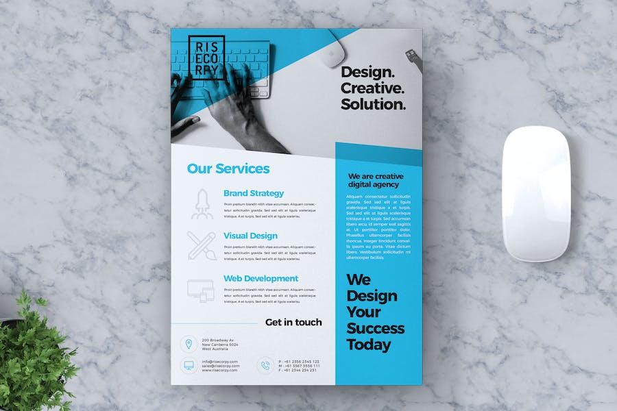 Creative Corporate Flyer Vol. 02