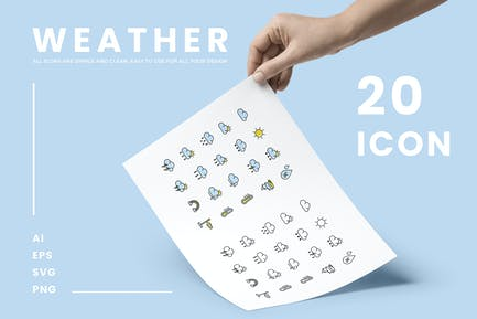 Weather - Icons