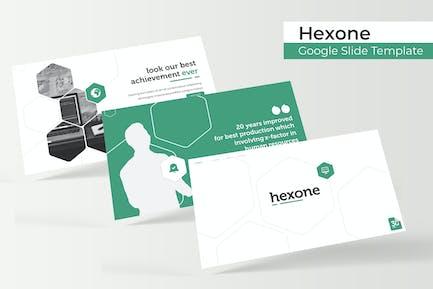 Hexone - Google Slide Template
