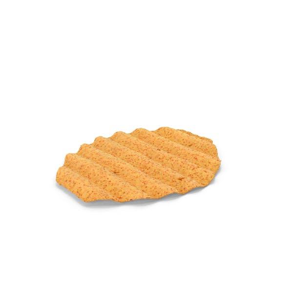 Thumbnail for Crinkle Cut gewellter Grill-Kartoffelchip