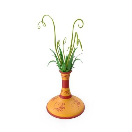 Vassal Blumentopf Herzen