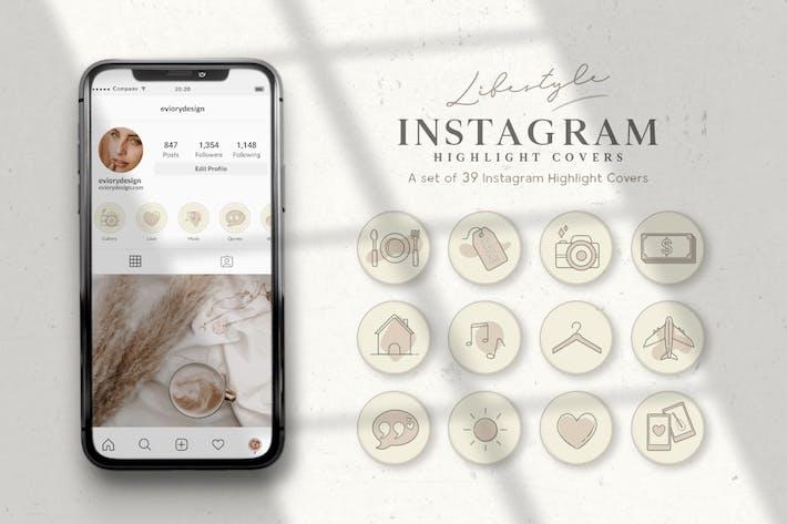 Thumbnail for Instagram Highlight Lifestyle