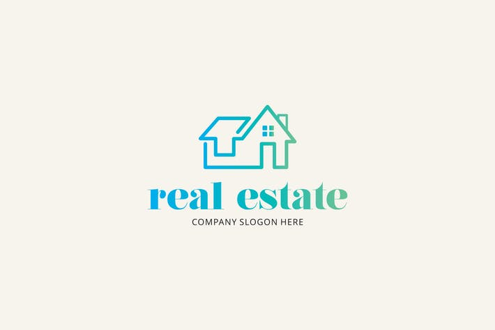 Thumbnail for Real Estate Logo