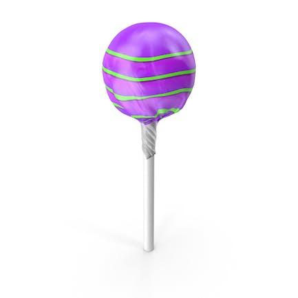 Lollipop Eingewickelt
