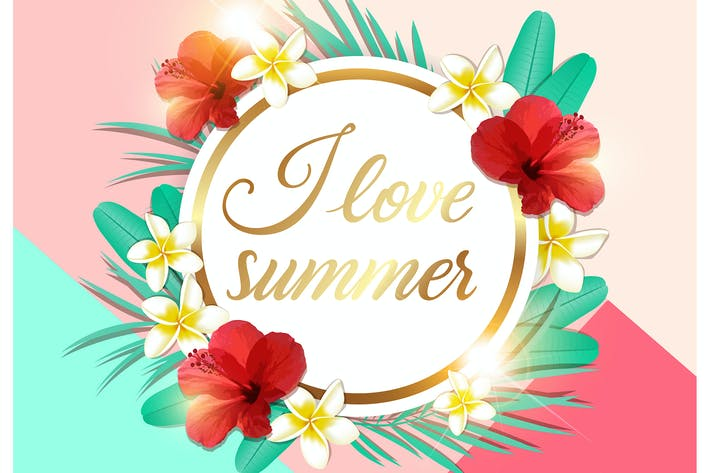 Thumbnail for Abstract Summer Background