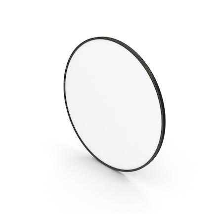 Imagen de círculo con Diseño de marco K