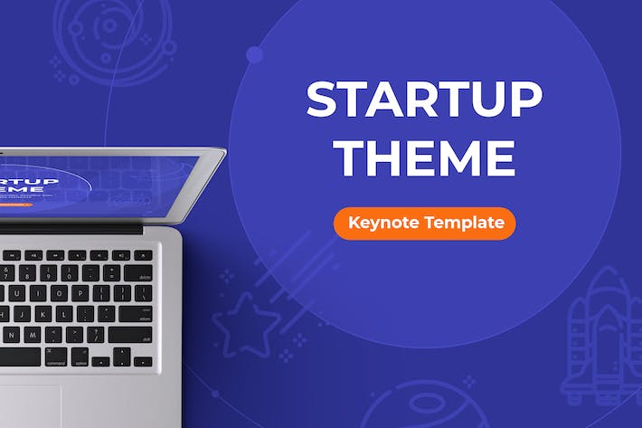 Thumbnail for Startup Theme for Keynote