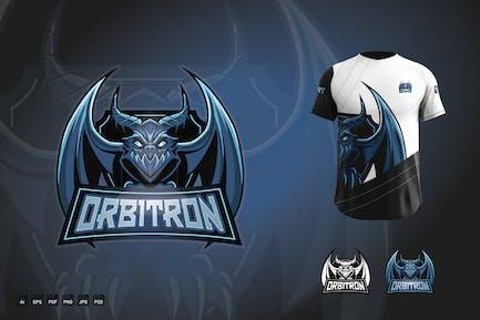 Esports Gaming Team / Clan Logo - Orbitron