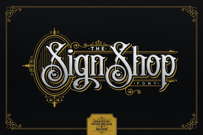 Thumbnail for The Sign Shop