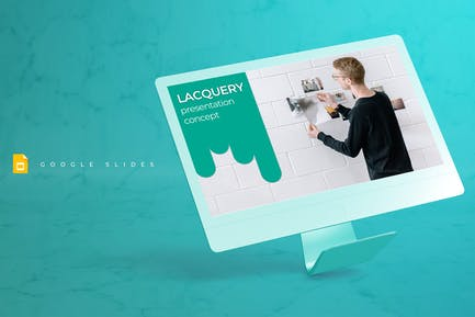 Lacquery - Google Slides Template