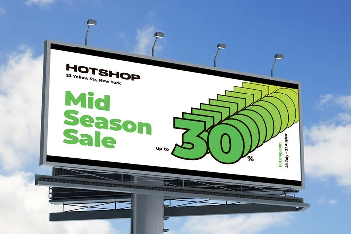 Thumbnail for Miad Season Sale Billboard