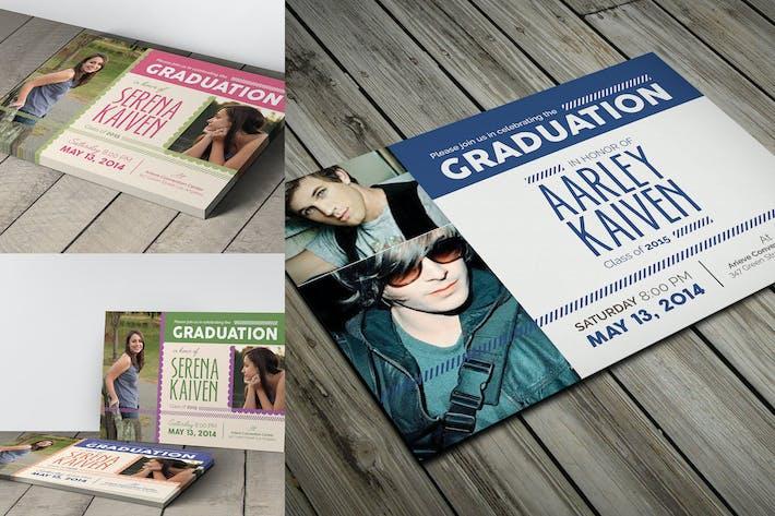 Thumbnail for Graduation Invitation