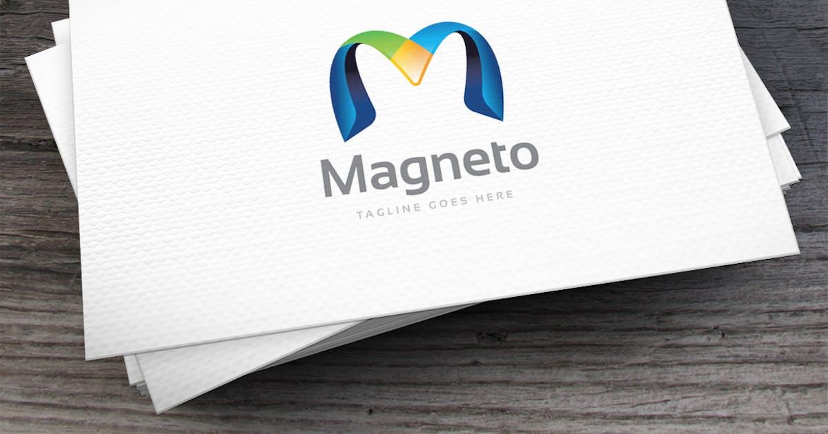 Magneto Logo Template by empativo