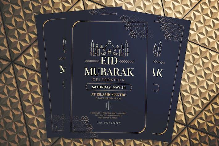 Mubarak Flyer