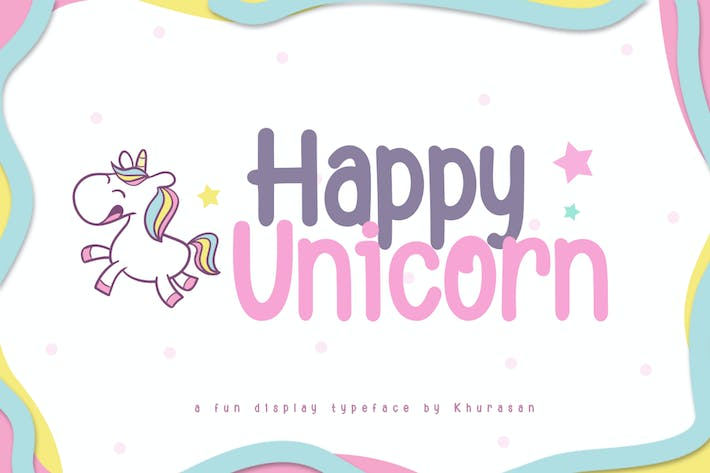 Thumbnail for Happy Unicorn