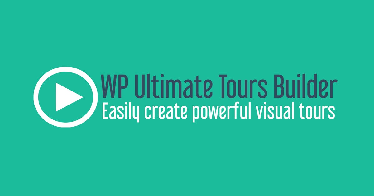 Download WP Ultimate Tours Builder by loopus
