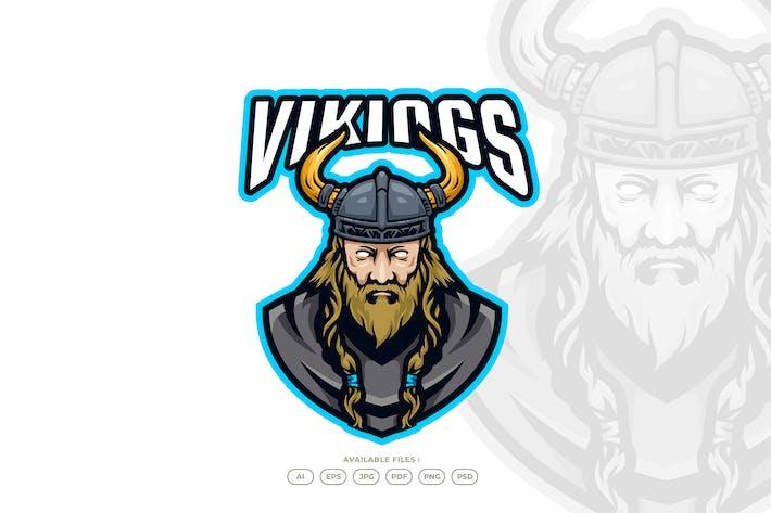 Thumbnail for Viking Sport and Esport Gaming Logo