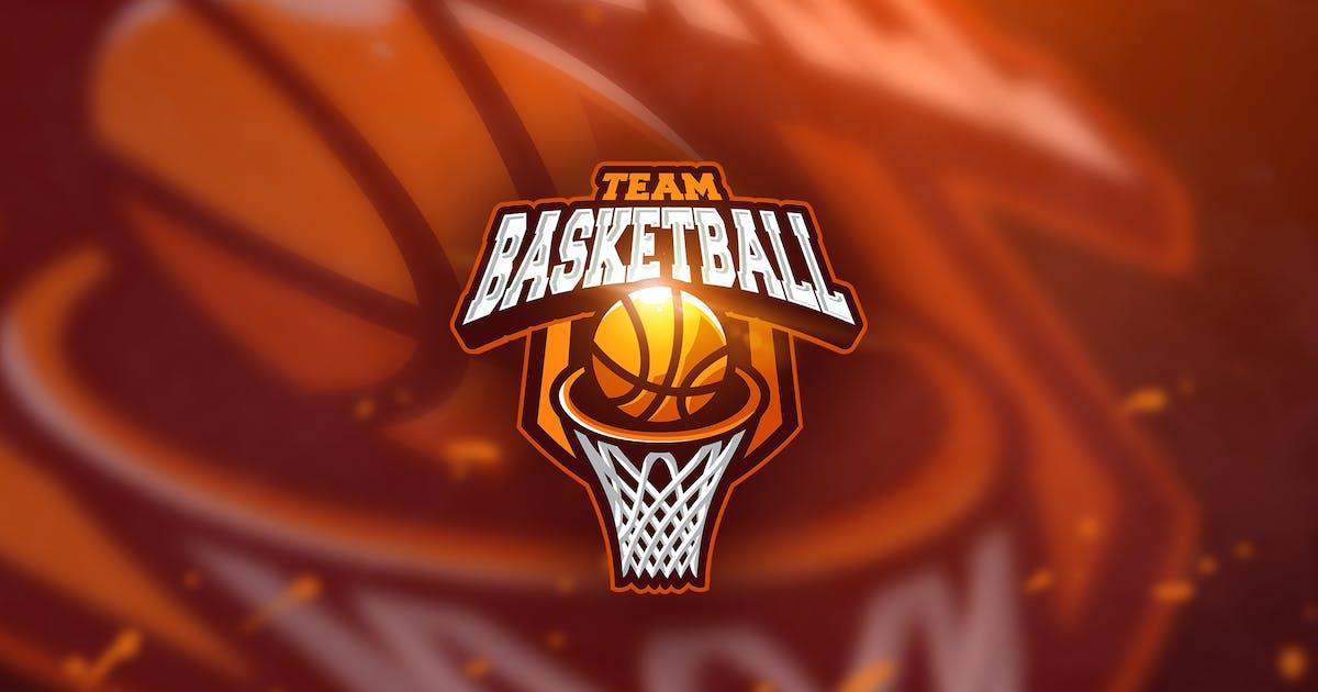 Download Basketball - Mascot & Esport Logo by aqrstudio