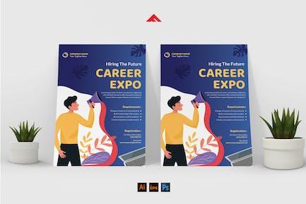 Career Expo Advertisement