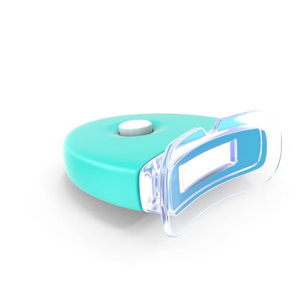 Household LED Teeth Whitening Lamp ON