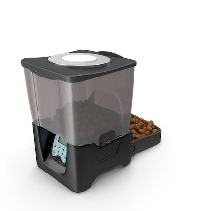 Alimentador automático de mascotas dispensador de alimentos secos
