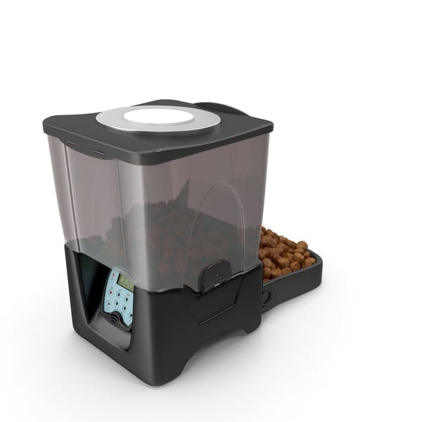 Automatic Pet Feeder Dry Food Dispenser
