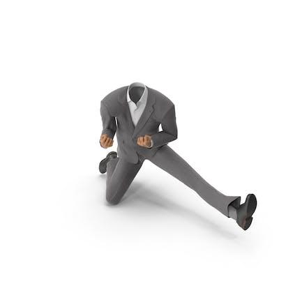 Success Happy Suit Grey