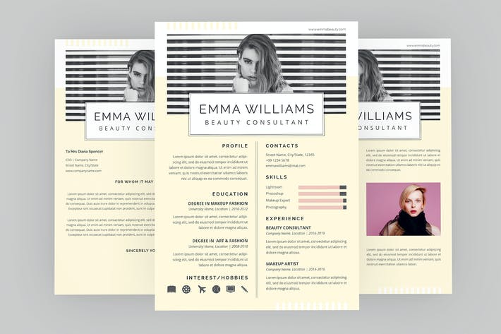 Thumbnail for CV Increment Resume Designer